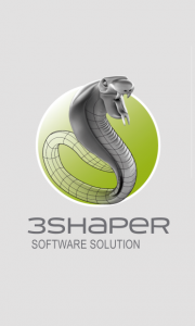 3Shaper button